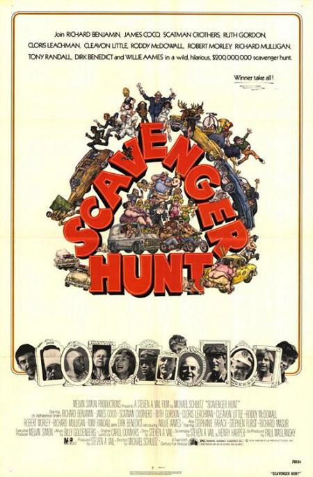 Scavenger Hunt 1979 a