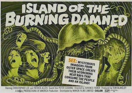Island Of The Burning Damned 1967 b