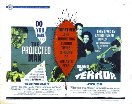 Island of terror 1966 e