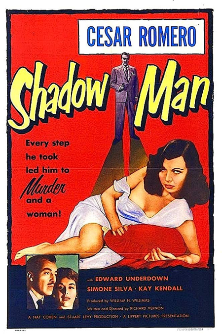 The Shadow man 1953