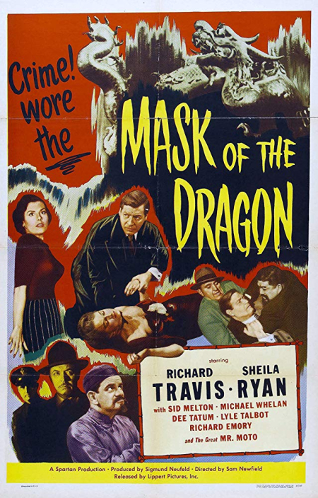 Mask of the dragon 1951