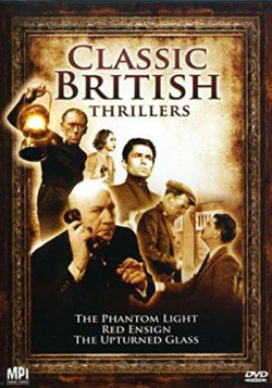 Classic British Thrillers dvd set b