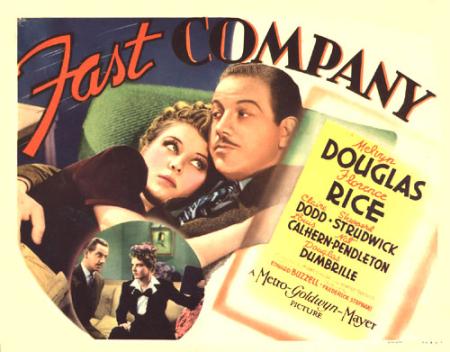 Fast company 1938 a