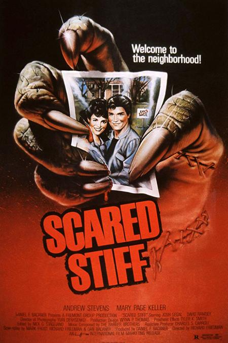 Scared stiff 1987