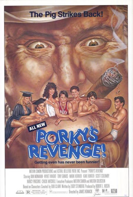 Porky's revenge 1985