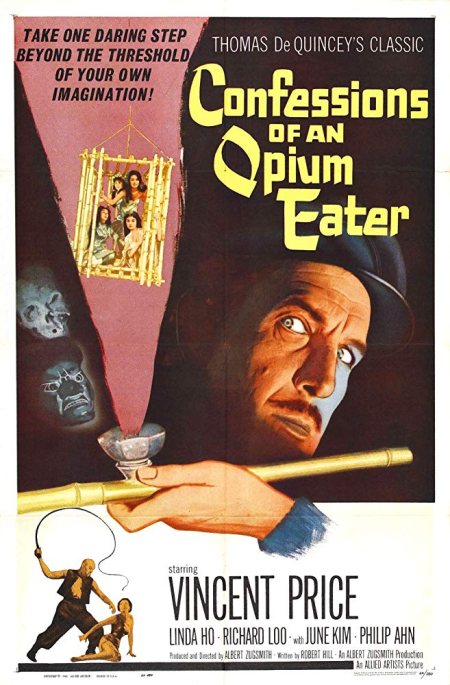 Confessions Of An Opium Eater 1962 a
