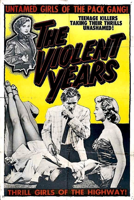 The violent years 1956