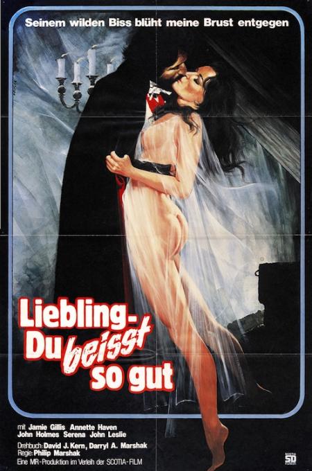 Dracula Sucks 1978 Germany