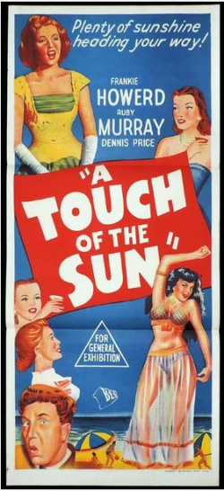 A touch of the sun 1959 b