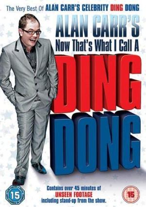 Alan Carr's Celebrity Ding Dong DVD