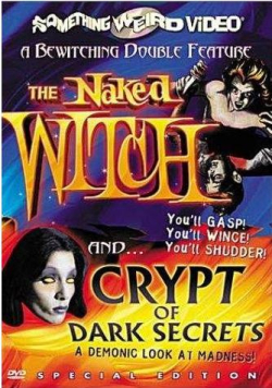 Crypt of dark secrets the naked witch