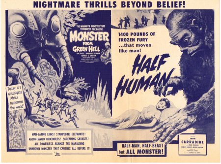Monster From Green Hell 1957 f