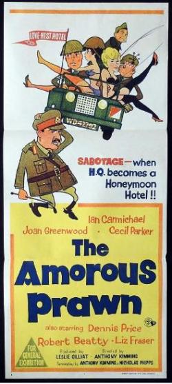 The Amorous Prawn 1962 d