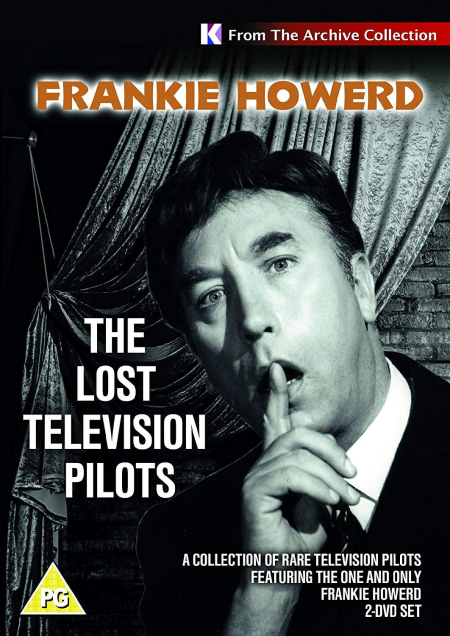 Frankie Howerd - The Lost Television Plots dvd