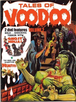 Ninja ghost primitives voodoo dvd