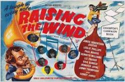 Raising the wind 1961