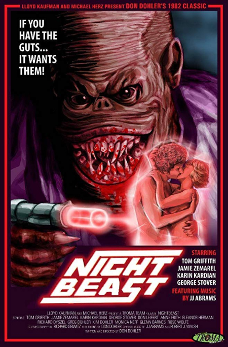 Nightbeast 1982 a