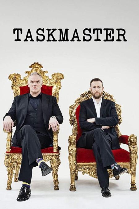Taskmaster greg and alex