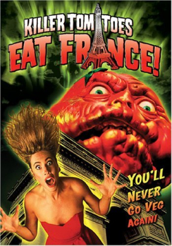 Killer Tomatoes Eat France 1992 b