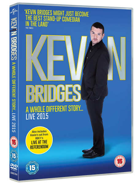 Kevin Bridges - A Whole Different Story... Live 2015