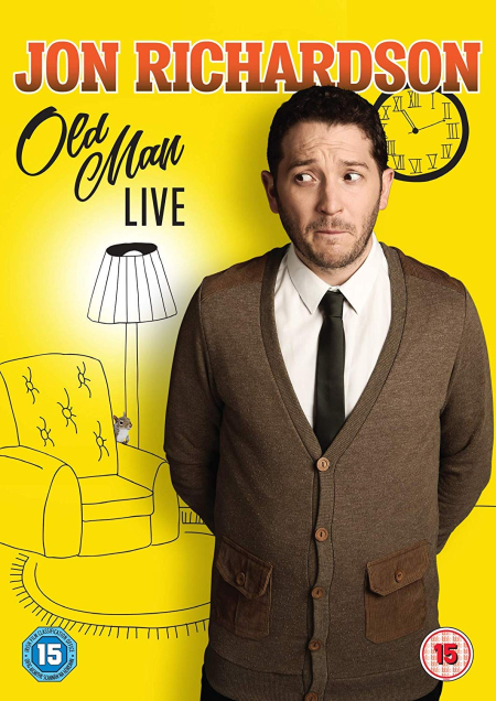 Jon Richardson - Old Man Live 2018