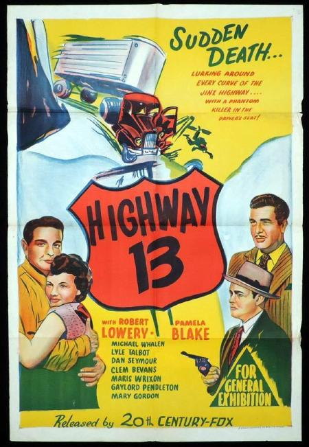 Highway 13 1948