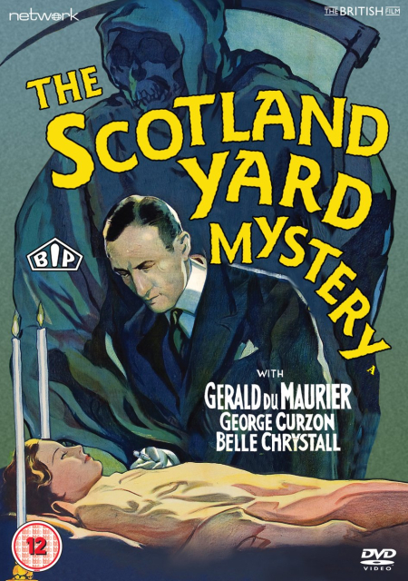 The Scotland Yard Mystery 1934 e