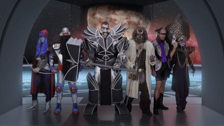 Galaxy lords 2018 b