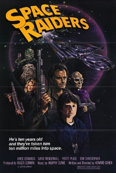 Space raiders 1983