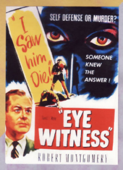 Eye witness 1950 a