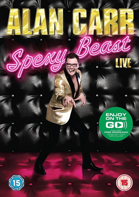Alan carr spexy beast
