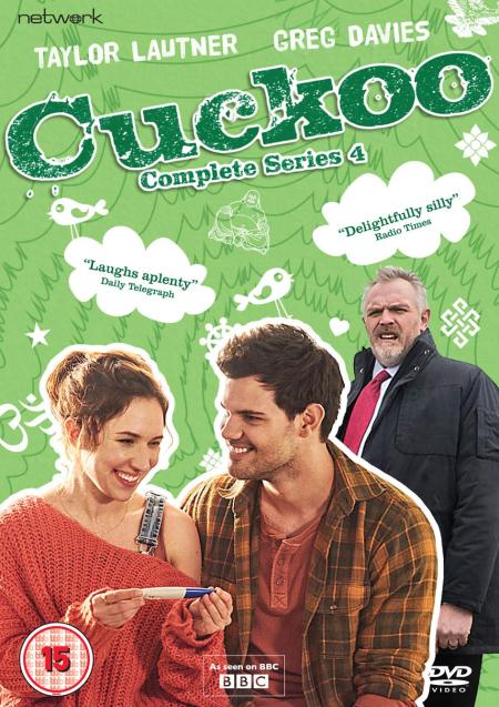 Cuckoo Series 4 dvd