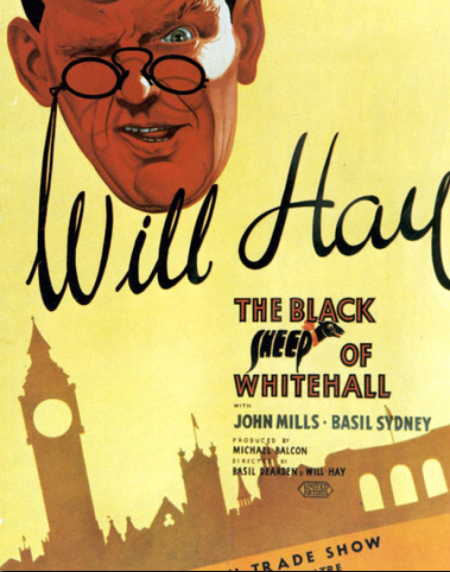 The Black Sheep Of Whitehall 1942