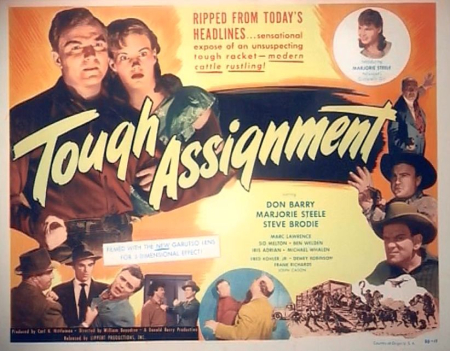 Tough assignment 1949