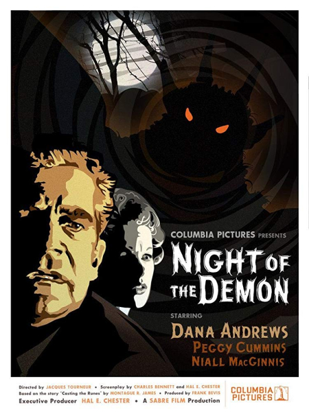 Night of the demon 1957