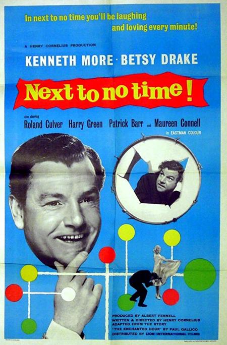 Next To No Time 1958