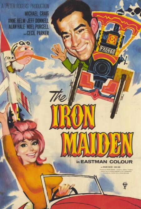 The iron maiden 1962