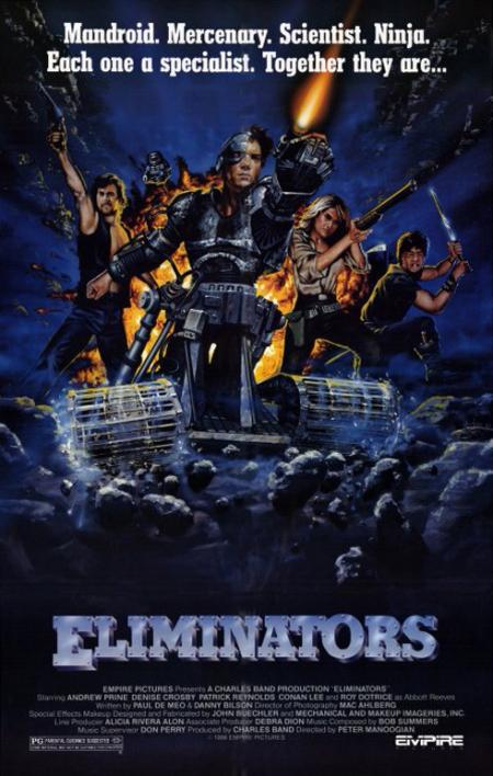 Eliminators 1986
