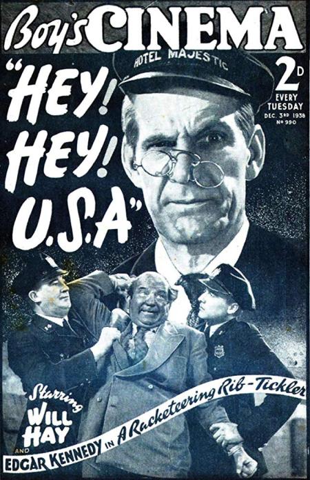 Hey! Hey! USA 1938 a