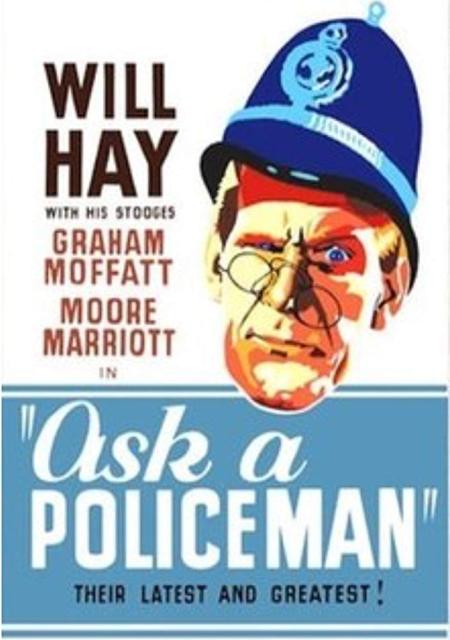 Ask A Policeman 1938 a
