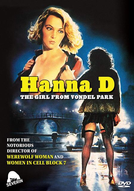 Hanna D The Girl From Vondel Park 1984