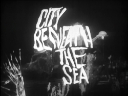 City beneath the sea 1962 Stewart and Gerald