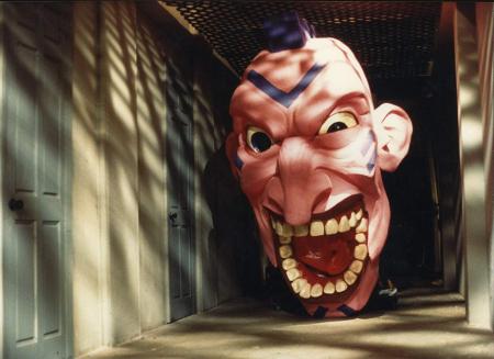 Scared stiff 1987 a