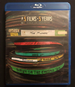 Vinegar syndrome 5 years 5 films