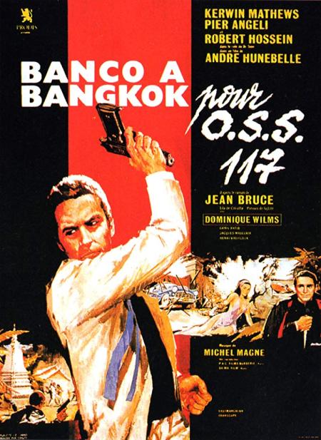 OSS-117 Panic In Bangkok 1964