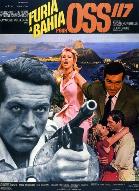 OSS 117 Mission Of A Killer 1965 a