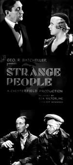 Strange people 1933
