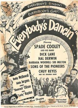 Everybody's Dancin' 1950 a