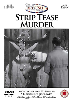 Strip Tease Murder 1961
