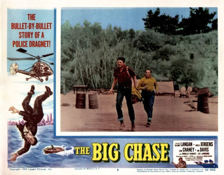 The Big Chase 1954 a